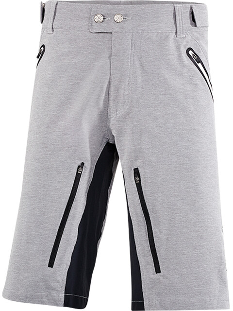 Protective Austin Shorts Men grey melange